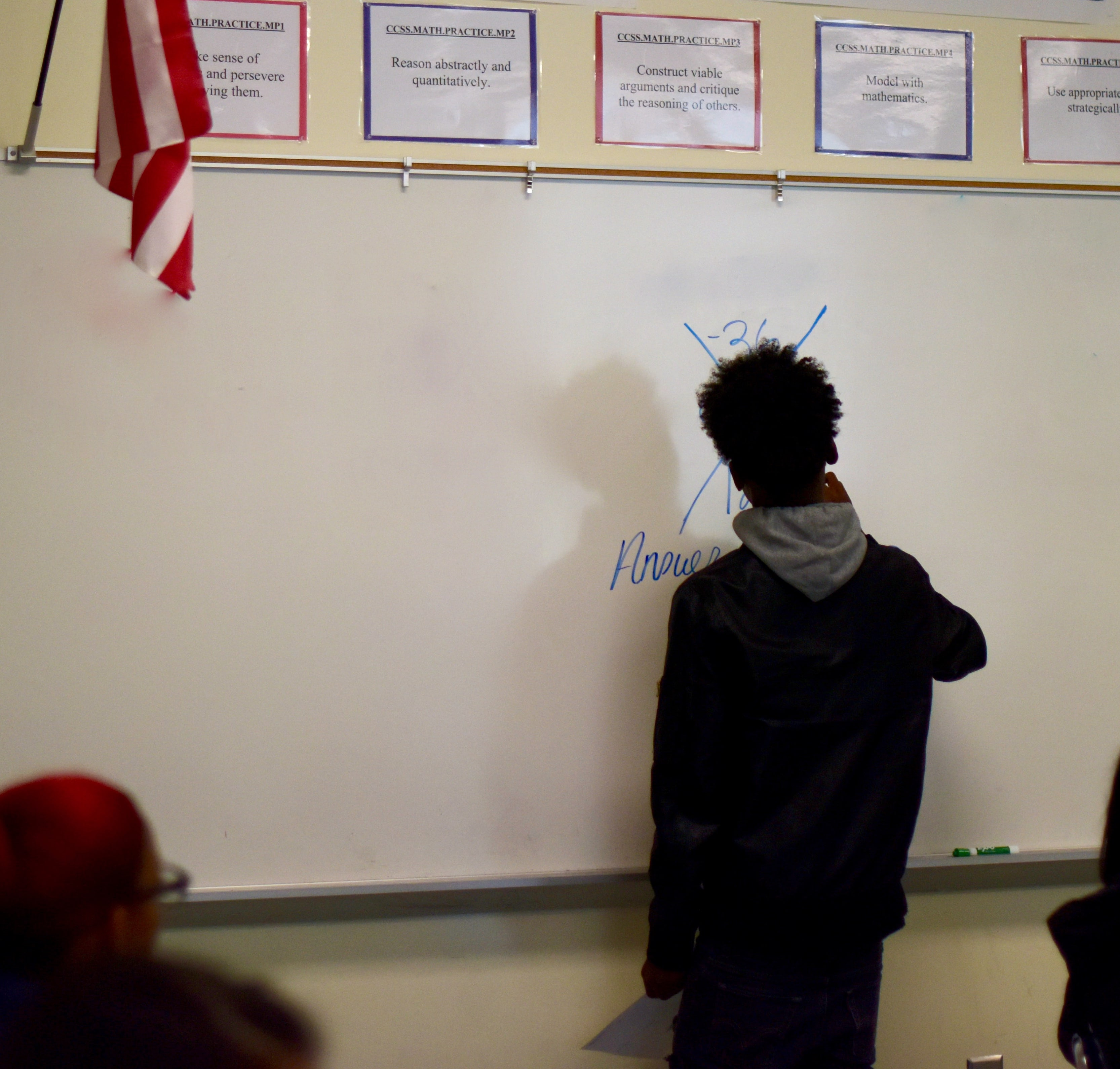 MATH G8: Introduction to Irrational Numbers Using Geometry