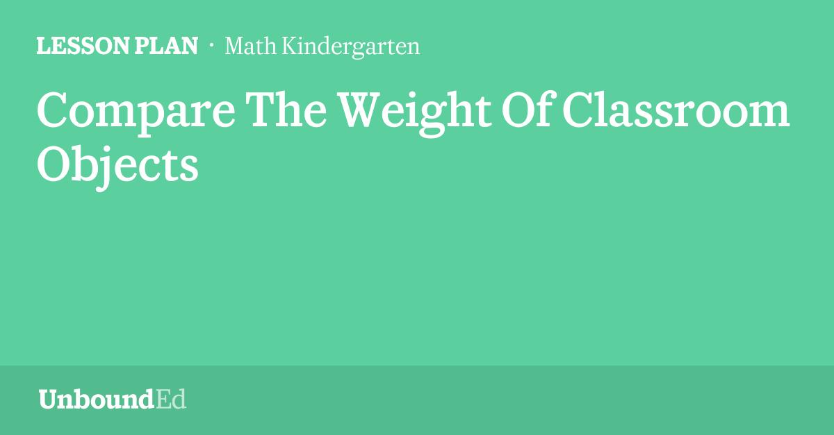 These Eureka Math Kindergarten Module 4 Lesson 8 {Egy Women